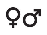 Gender symbol vector - 131548770