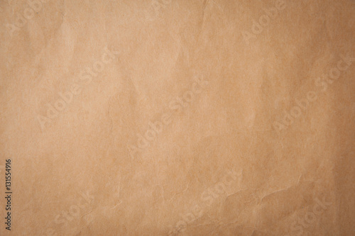 Background texture of pld craft brown paper