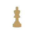 chess piece,  paper design