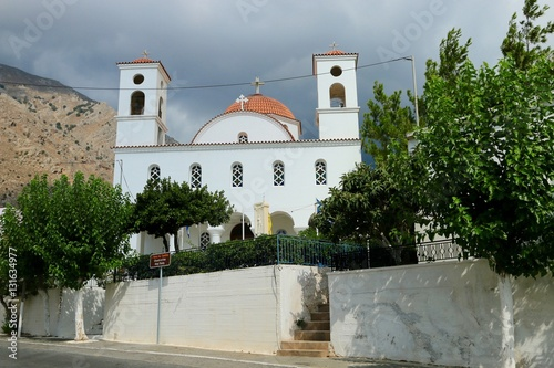 Church of Holi Trinity , Crète ,Greece