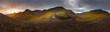 Detaily fotografie On the highland gravel road, Iceland