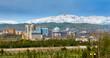View of  Dushanbe, Tajikistan