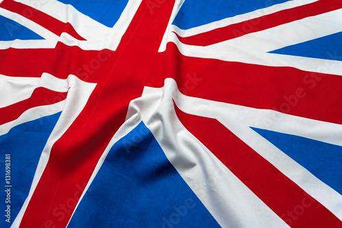 Poster Union Jack flag