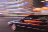Fototapety Night Car Service