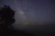 Night Sky in the Upper Peninsula of Michigan.
