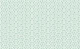 Fondo verde abstracto formas vector