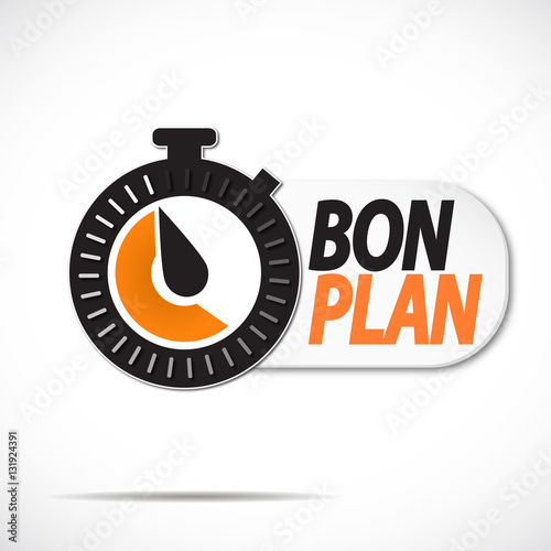 Poster chrono : bon plan