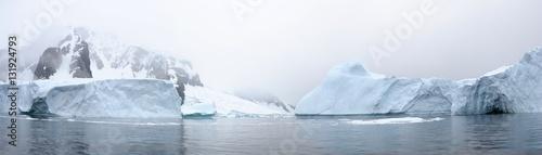 Fotobehang Antarctica Landscape, Antarctic