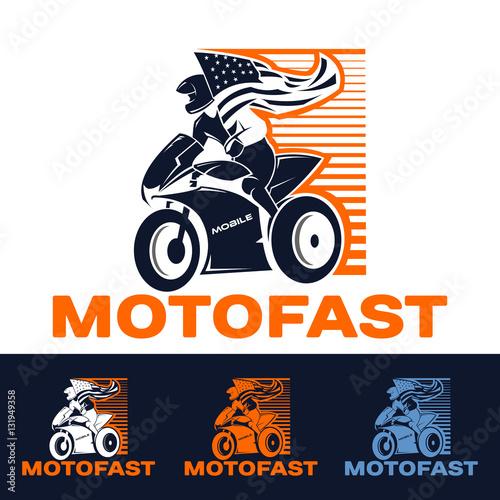 Poster motocross , fast, sport