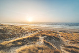 Sonnenuntergang an Dänemarks Westküste