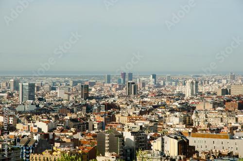 Poster Barcelona - Spain