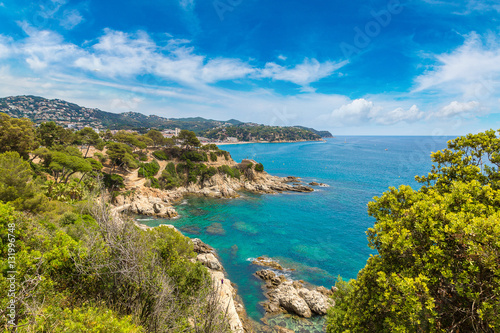 Foto op Plexiglas Cyprus Costa Brava beach, ..Catalonia, Spain