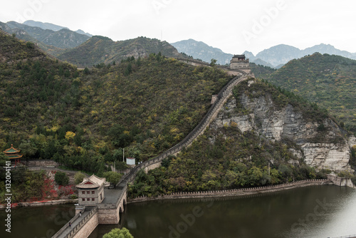 Poster Great wall of china