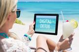 Digital Detox Concept