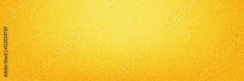 Yellow Denim Textile background