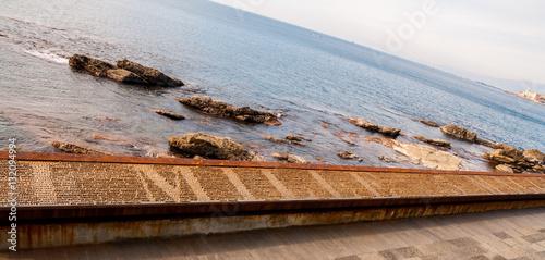 Genova Quarto, Genova, Mar Ligure, Liguria, Italia
