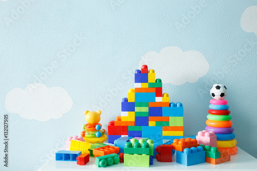 Toy building designer