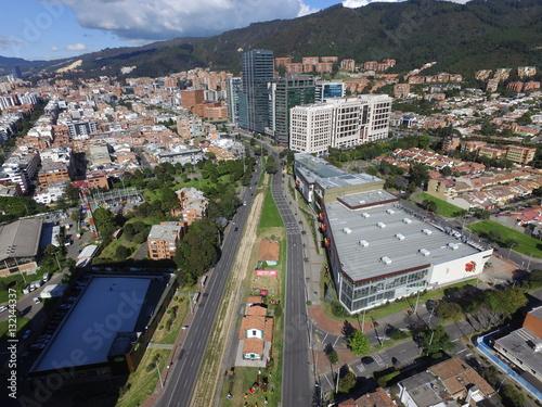 Poster Bogotá y otros sitios de Colombia. La Periquera y la Aguatoca