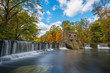 Speedwell Dam in Autumn