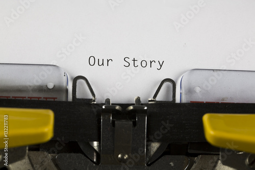 Poster Our Story