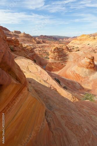 Poster The Wave, Coyote Buttes, Paria Canyon-Vermilion Cliffs Wilderness,