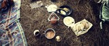 Fototapety Meal Nature Food Outdoors Camping Concept