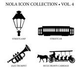 New Orleans Icon Collection Vol 4