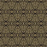 Seamless pattern inspired by victorian ornaments