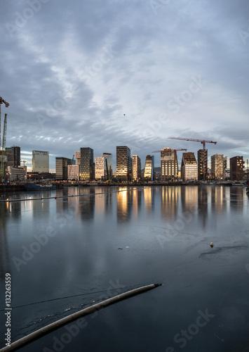 Poster Oslo Architecture