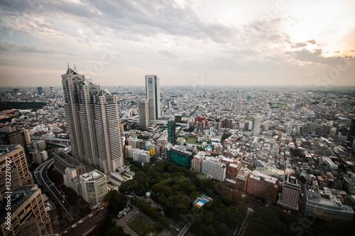Poster Vista su Tokyo