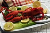 Homarus Bogavante Lobster Astice Lubigante Día de San Valentín Valentinovo Valentinstag Bogavantes