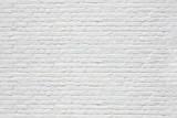 Ściana białej cegły