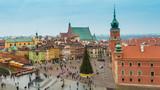 Fototapety Altstadt Warschau
