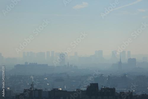 Papiers peints Paris Paris vu du ciel