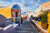 Oia village, Santorini, Greece - 132319919