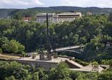 Assen  Monument in Veliko Tarnovo. Bulgaria