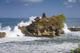 bali temple tanah lot indonesia