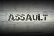 assault word gr