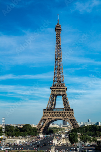 Poster The Eiffel Tower
