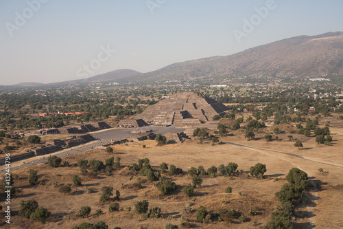 Poster Teotihuacan