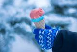 Мороженое на морозе