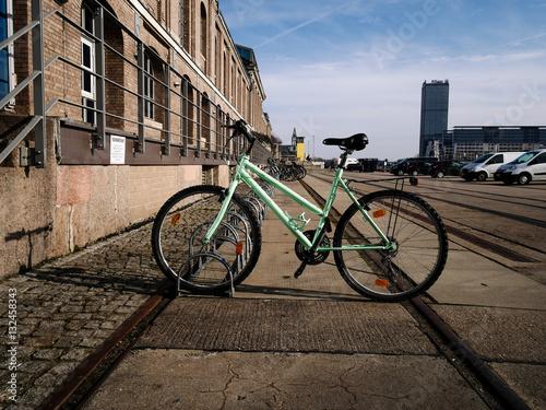 Poster Bike Osthafen Berlin