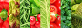 arcobaleno di verdura