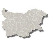 ブルガリア 地図 都市 アイコン