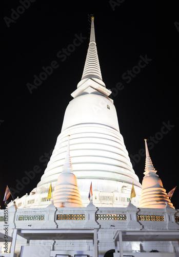 Poster Prayurawongsawas Waraviharn Temple