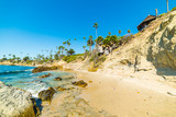 rocks in Laguna Beach