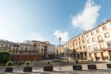 Plaza, Úbeda, Jaen, Andalucía, España