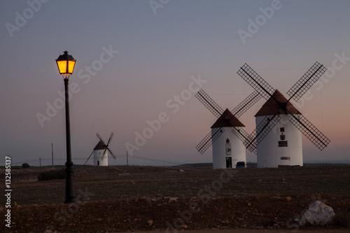 Molinos de viento Poster