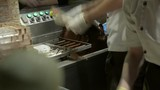 Chef to Make Delicious Chocolate Candy on Factory of Chocolate