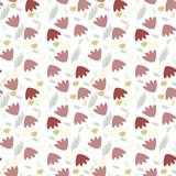 pattern seamless campanelle